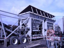 Portable 400tph CF Drum Plant (4 of 7)