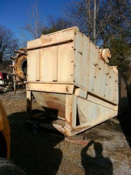 Deister Batch Plant 4'x12'  Incline Screen Deck (2 of 5)