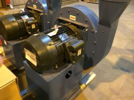 (1) NEW TWIN CITY 40HP BLOWER (1 of 3)
