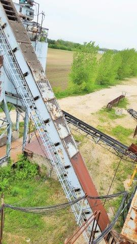 (2) Stationary 100ton Twin Silo Package (200ton total) (4 of 9)