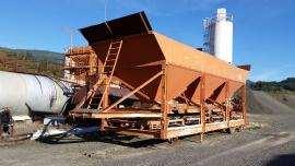USED, STANDARD STEEL, 5,000 LB BATCH PLANT (2 of 9)