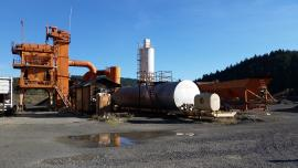 USED, STANDARD STEEL, 5,000 LB BATCH PLANT (1 of 9)