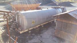 USED, STANDARD STEEL, 5,000 LB BATCH PLANT (8 of 9)