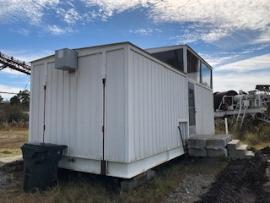 PORTABLE CUSTOM BUILT CONTROL HOUSE(NEVER PUT IN SERVICE) (6 of 7)