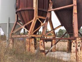 (3) Stationary 200ton Sand Silo (600ton Total) (4 of 6)