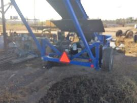 Sand Silo Unloading Portable Conveyor (3 of 3)