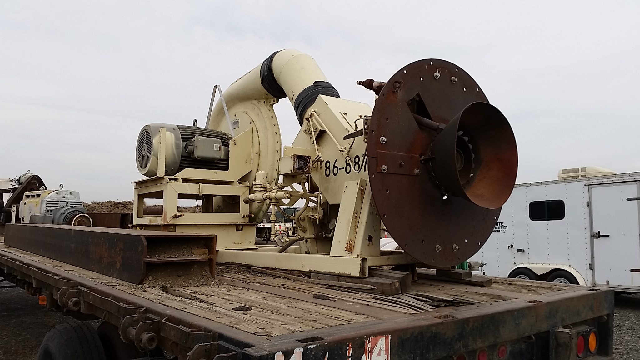 Flame Blower Motor Power 05000 : Burners for sale aggregate systems