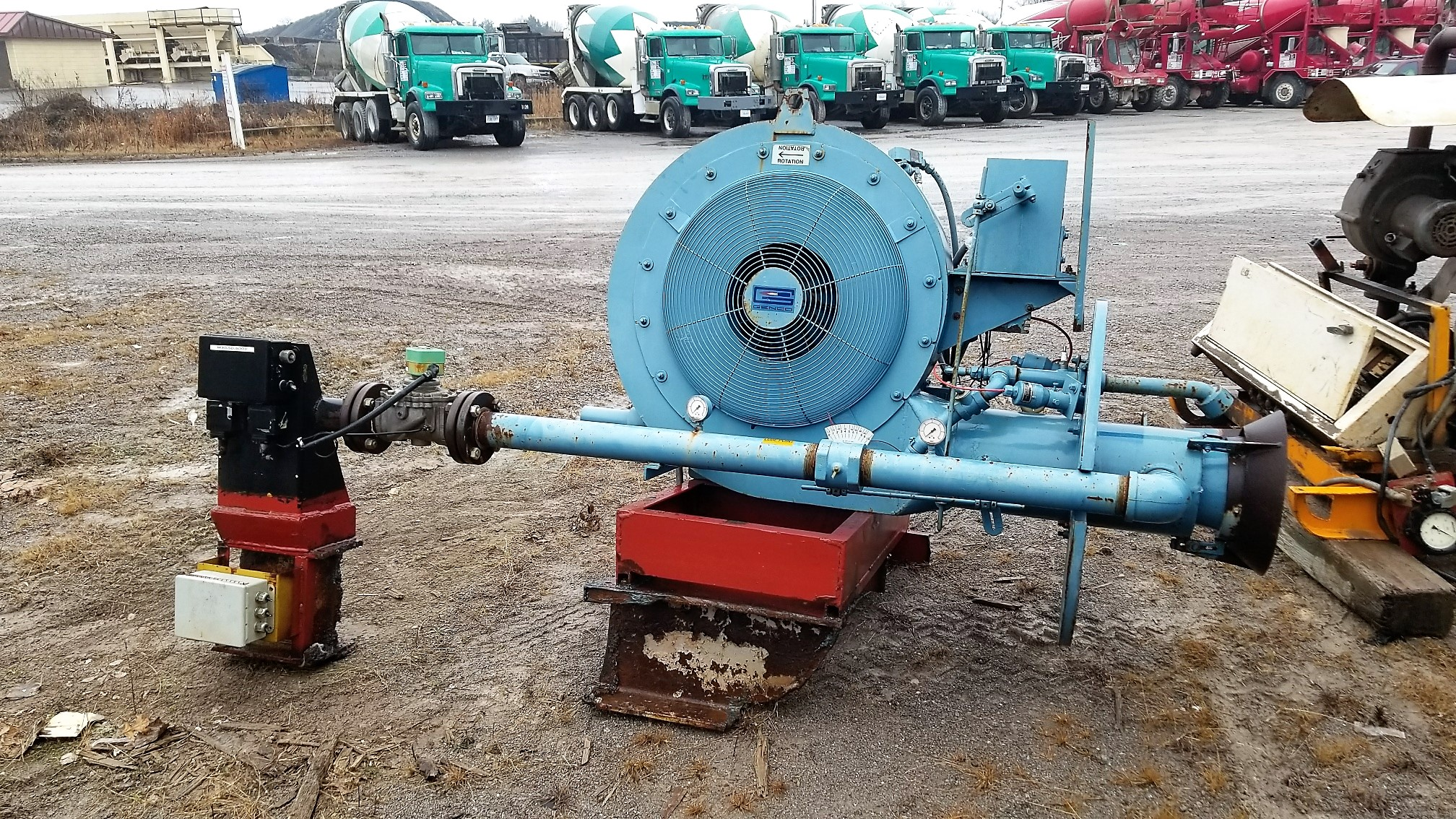 Burners For Sale Aggregate Systems