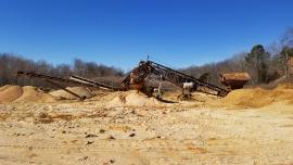 ASPHALT AND SAND WASH PLANT SITE OPERATION (3 of 3)
