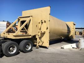 """LIKE NEW"" (PORTABLE) BMG 150 TON REVERSE WEIGH SILO PACKAGE 'READY TO GO TO WORK"" (2 of 9)"