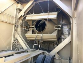 """LIKE NEW"" (PORTABLE) BMG 150 TON REVERSE WEIGH SILO PACKAGE 'READY TO GO TO WORK"" (3 of 9)"