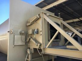 """LIKE NEW"" (PORTABLE) BMG 150 TON REVERSE WEIGH SILO PACKAGE 'READY TO GO TO WORK"" (5 of 9)"