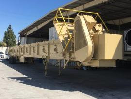 """LIKE NEW"" (PORTABLE) BMG 150 TON REVERSE WEIGH SILO PACKAGE 'READY TO GO TO WORK"" (6 of 9)"