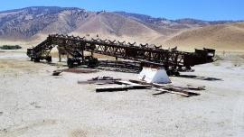 75' Long Portable Conveyor (1 of 3)