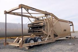Portable 100ton Yankee Silo Package (1 of 5)