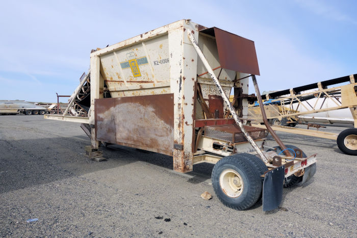 Rap And Shingle Systems For Sale Aggregate Systems