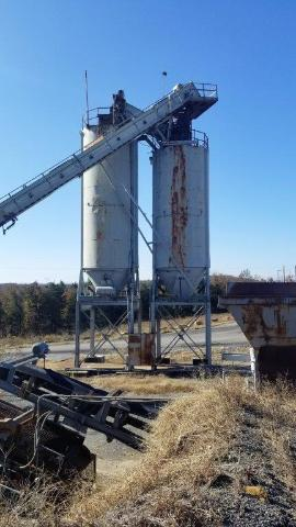 Stationary (1)140ton / (1)160ton Silo Package (3 of 4)