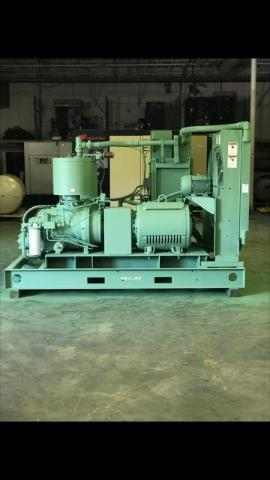 100hp Sullair Compressor - Model: 20-100H (1 of 4)