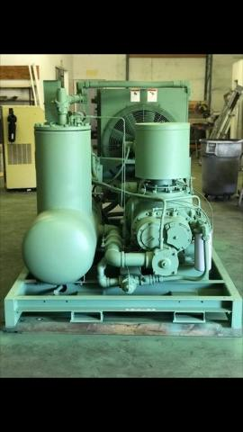 100hp Sullair Compressor - Model: 20-100H (2 of 4)