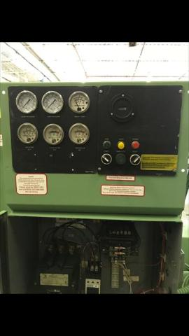 100hp Sullair Compressor - Model: 20-100H (4 of 4)