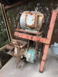 3 hp Motor and Reducer (1 of 1)