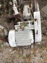 10 hp Motor and Reducer (1 of 1)